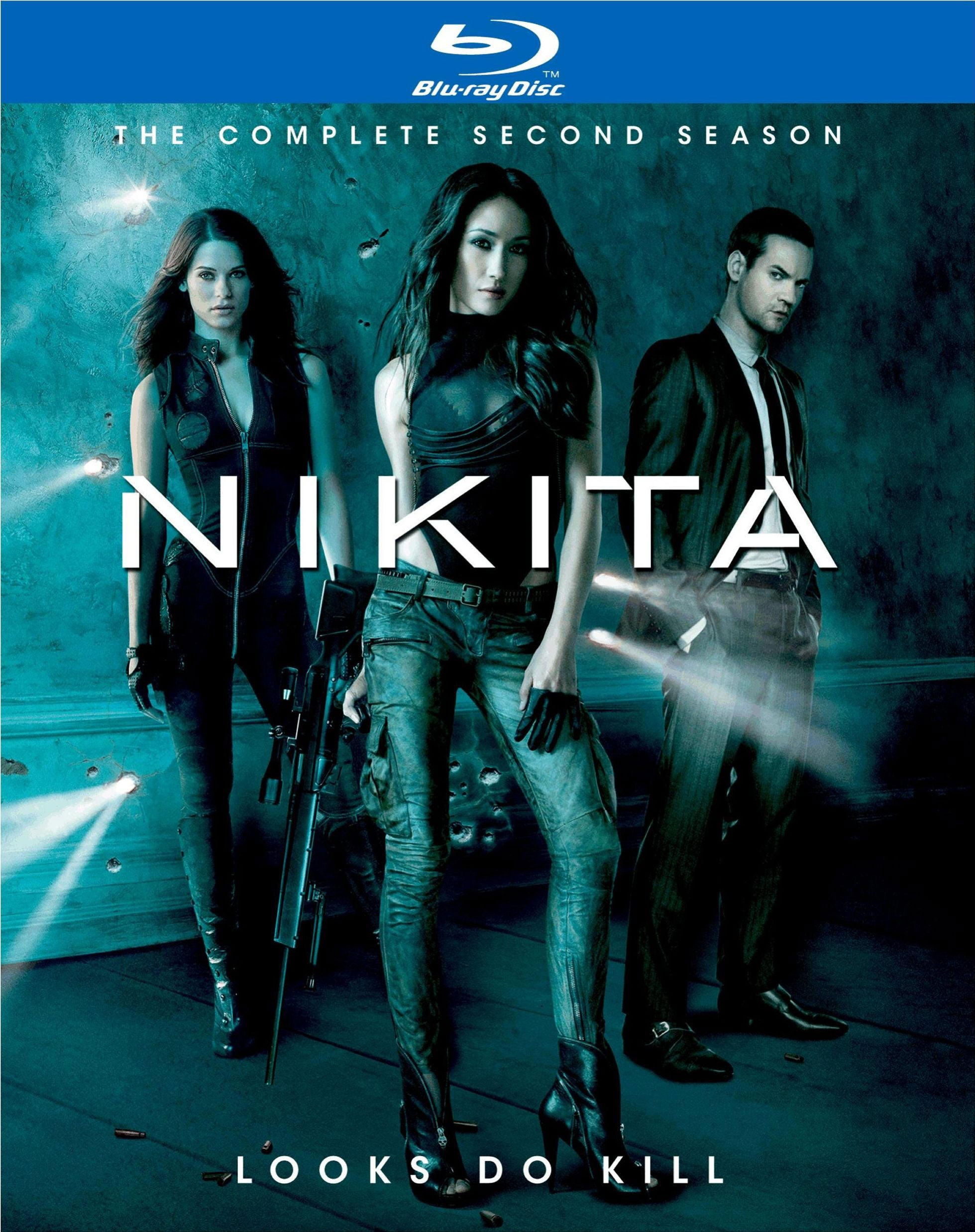 Nikita: The Complete Second Season (Blu-ray Disc)