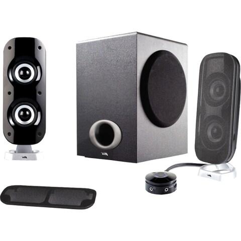 Cyber Acoustics CA-3810 2.1 Speaker System - 38 W RMS