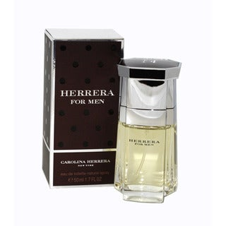 Carolina Herrera Herrera Men's 1.7-ounce Eau de Toilette Spray