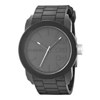 Diesel Men's DZ1437 Black Double Down Silicone Watch|https://ak1.ostkcdn.com/images/products/6764993/P14306206.jpg?impolicy=medium