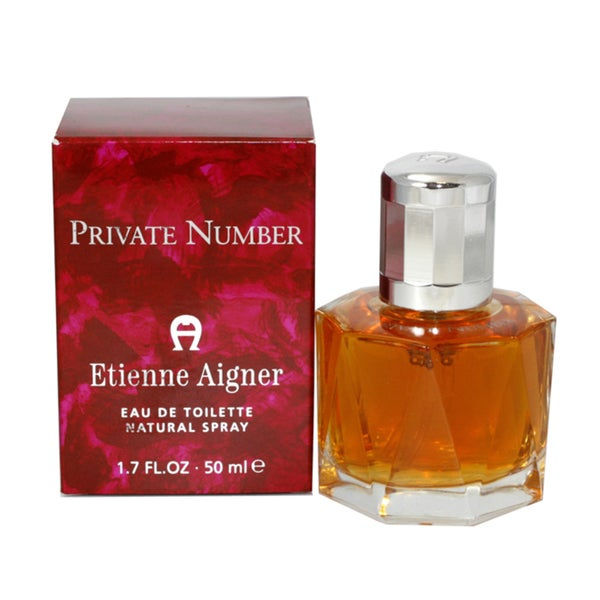 Etienne Aigner Private Number Women's 1.7-ounce Eau de Toilette Spray