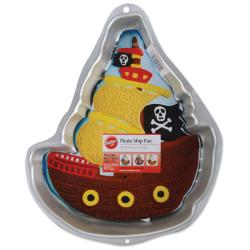Novelty Cake Pan-Pirate Ship