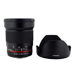 Rokinon 24mm F1.4 Aspherical Wide Angle Lens - Thumbnail 2