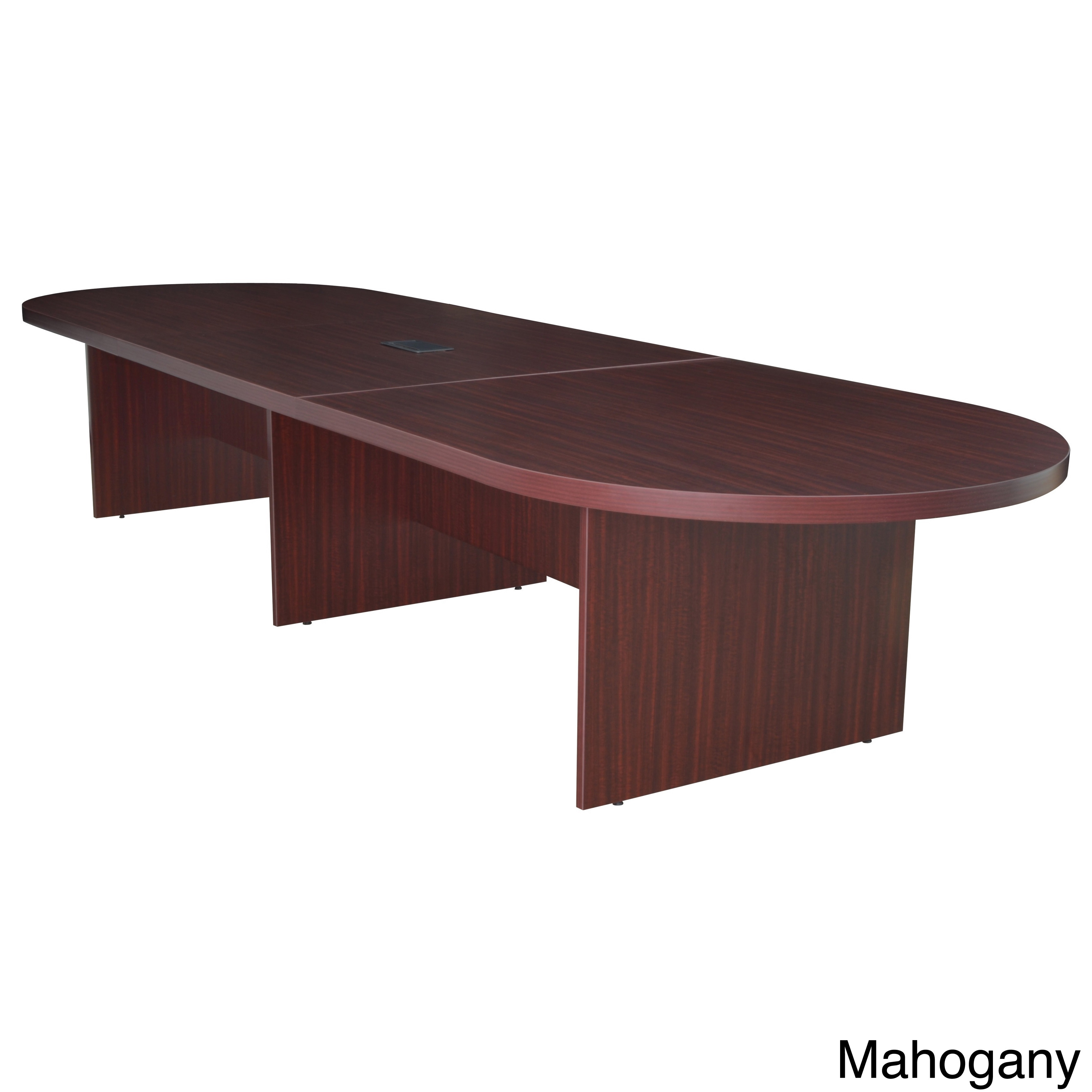 Amazing 144 Inch Modular Race Track Conference Table With Power Data Grommet Beutiful Home Inspiration Aditmahrainfo