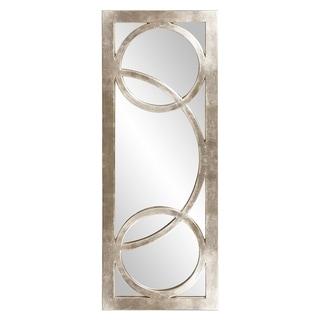 Dynasty Silver Wall Mirror
