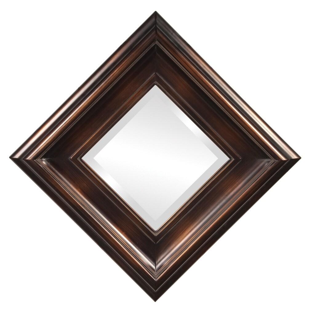 Palmer Deep Copper Mirror