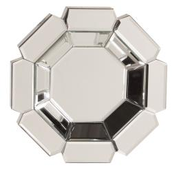 Octagonal Flower Mirror