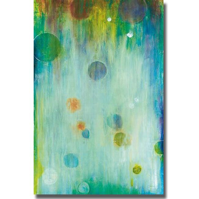 Liz Jardine 'Blown Glass' Canvas Art