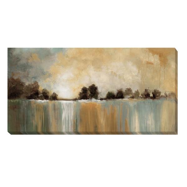 Cat Tesla 'Arrival' Canvas Art - On Sale - Overstock - 6765813