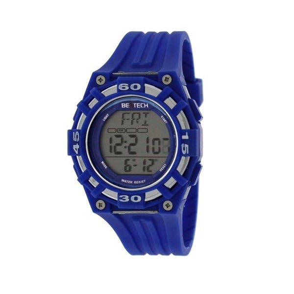Beatech Heart Rate Monitor/Alarm clock/Stopwatch/Countdown Timer - BH5000 Blue