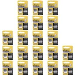INSTEN Lithium Coin Battery CR2032 (Pack of 20)
