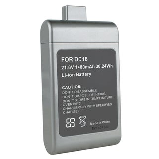INSTEN Compatible Li-ion Battery for Dyson DC16
