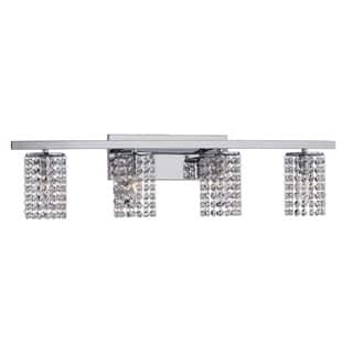 Round Shade Chrome and Crystal Wall Sconce|https://ak1.ostkcdn.com/images/products/6766371/P14307329.jpg?impolicy=medium