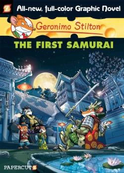 Geronimo Stilton 12: The First Samurai (Hardcover)