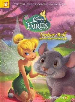 Disney Fairies 11: Tinker Bell and the Most Precious Gift (Hardcover)