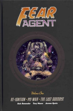 Fear Agent Library (Hardcover)