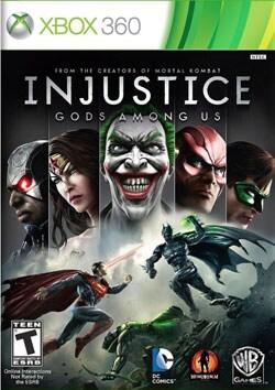 Xbox 360 - Injustice: Gods Among Us