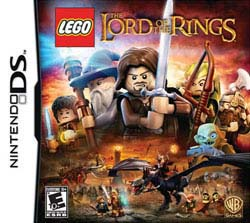 Nintendo DS - LEGO Lord of the Rings