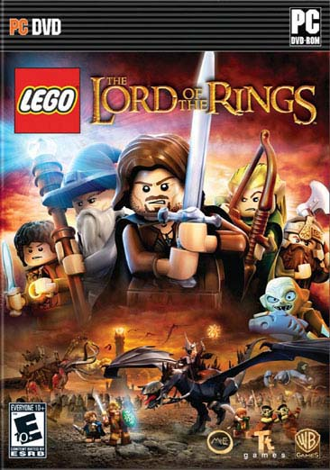 PC - LEGO Lord of the Rings