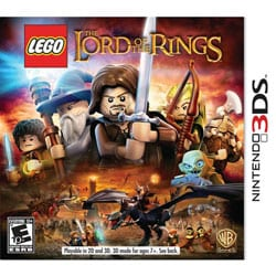 Nintendo 3DS - LEGO Lord of the Rings