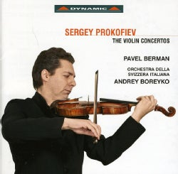 S. PROKOFIEV - VIOLIN CONCERTOS