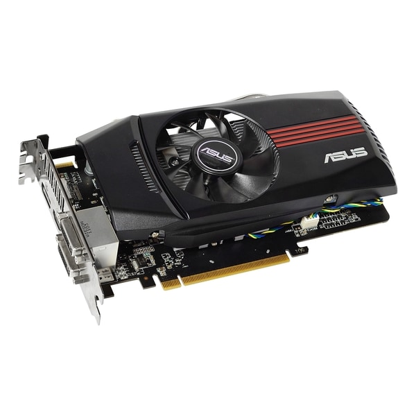 Asus HD7770-DCT-1GD5 Radeon HD 7770 Graphic Card - 1.12 GHz Core - 1