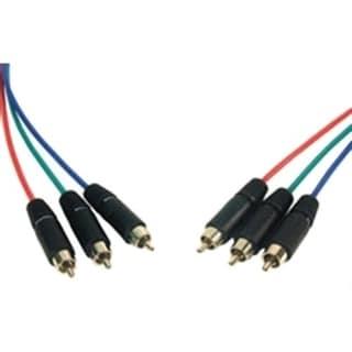 Comprehensive Pro AV/IT Series 3 RCA plugs each end Component Video C