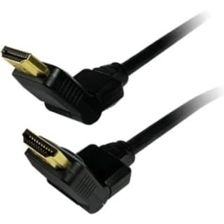 Comprehensive Standard Series HDMI High Speed Swivel Cable 6ft
