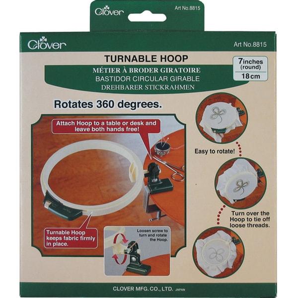 """Turnable Hoop-7-1/2"""""""