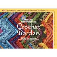 Storey Publishing-Around The Corner Crochet Borders