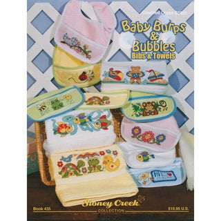 Stoney Creek-Baby Burps & Bubbles Bibs & Towels