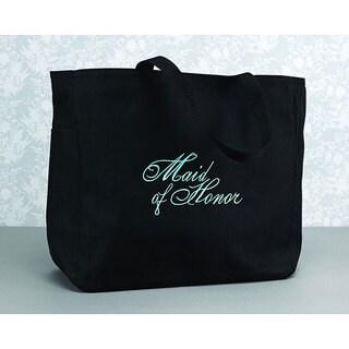 HBH Maid of Honor Flourish Tote Bag