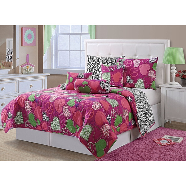 VCNY Ashley 6-piece Quilt Set