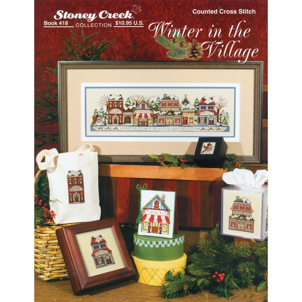 Stoney Creek-Winter In The Village