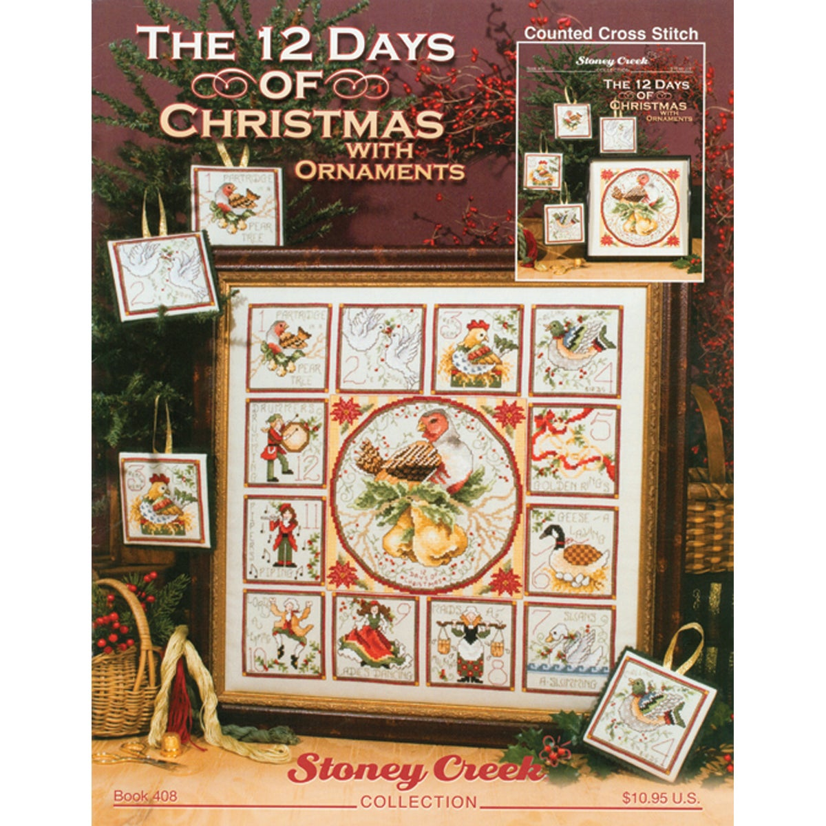 Stoney Creek-The 12 Days Of Christmas With Ornaments (The...
