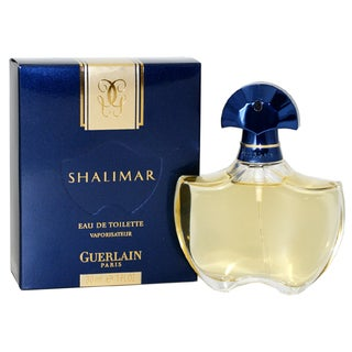 Guerlain Shalimar Women's 1-ounce Eau de Toilette Spray