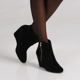 BCBGeneration 'Weslee' Leather Booties