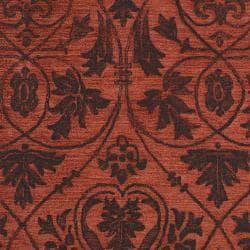 Woven Red Carron Bay Wool and Nylon Rug (5' x 7'6) - Thumbnail 2