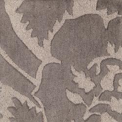 Hand-tufted Gray Garavogue New Zealand Wool Rug (5' x 8')