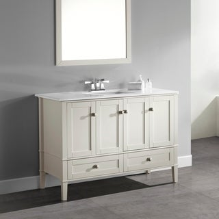 Generous Bathroom Modern Ideas Photos Thick 48 White Bathroom Vanity Cabinet Rectangular Natural Stone Bathroom Tiles Uk Hansgrohe Bathroom Accessories Singapore Youthful Cheap Bathtub Brisbane YellowBathroom Stall Doors Dimensions White Bathroom Vanities \u0026amp; Vanity Cabinets   Shop The Best Deals ..