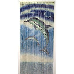 'Dolphins' Bamboo Curtain (Vietnam)