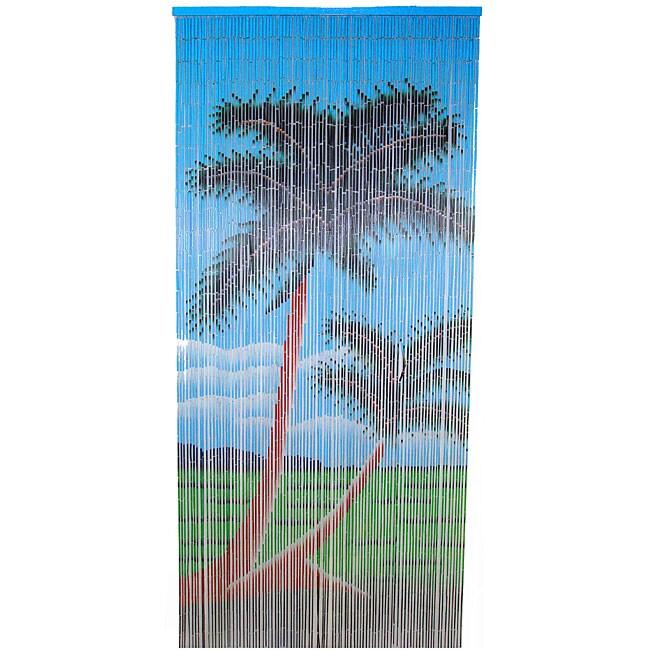 Double Palm Tree Bamboo Curtain (Vietnam)