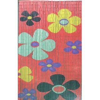 Children's Flowers Bamboo Curtain (Vietnam)