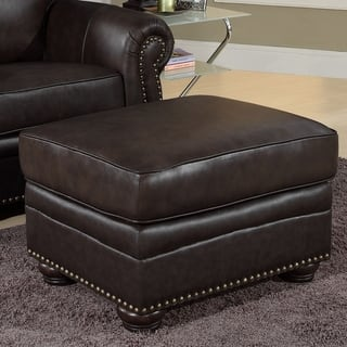 Buy Leather Ottomans Storage Ottomans Online At Overstock Our
