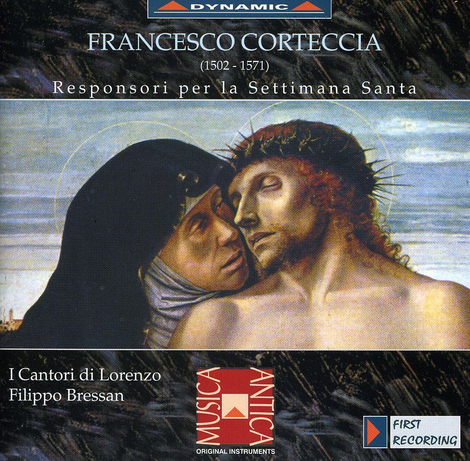CORTECCIA - RESPONSORI FOR HOLY WEEK