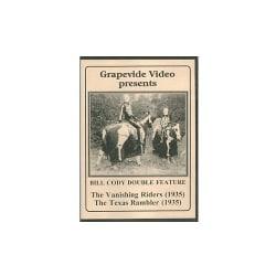 The Vanishing Riders/The Texas Rambler (DVD)