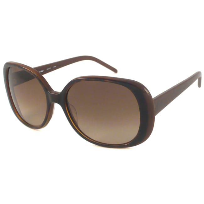 Lacoste Women's L611S Rectangular Sunglasses