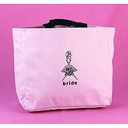 Hortense B. Hewitt Bride Pink Tote