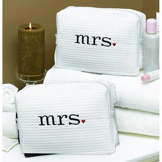Hortense B. Hewitt Mrs. Cosmetic/Toiletry Travel Bag