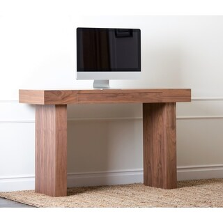 Abbyson Living Parker Walnut Desk